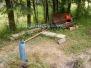 Бурение и обустройство скважины в Гатчинском районе