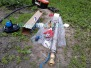 Монтаж кессона для скважины на воду